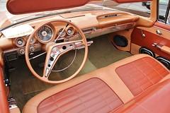 13th Annual Culver City Car Show (USautos98) Tags: 1959 chevrolet impala convertible interior chevy