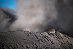 The mighty Bromo (Imaginage) Tags: bromo yogyakarta indonesia volcan eruption