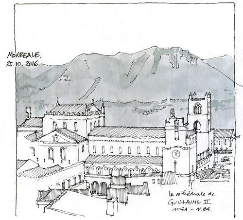 Monreale, cathédrale
