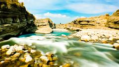 卓蘭大峽谷 (27°C) Tags: 卓蘭大峽谷 卓蘭 苗栗縣 溪谷 溪水 河流