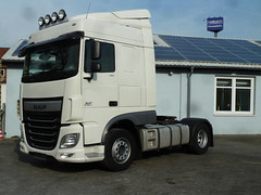 DAF XF 105.410 (Vehicle Tim) Tags: daf xf lkw truck fahrzeug szm sattelzugmaschine