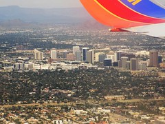 flt denver to phoenix (just me julie) Tags: airborne intheair flying