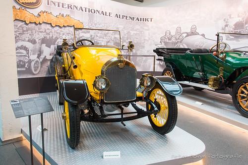 Audi 10/28 HP Type B Phaeton - 1911/1916