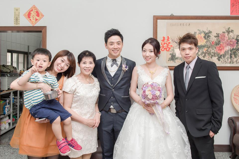 台南婚攝 婚禮紀錄 情定婚宴城堡 C & M 053