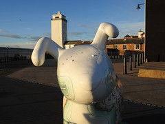 DSCN6297 (stamford0001) Tags: great north snow dogs shields fish quay snowdogs st oswalds hospice