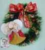 Guirlanda AnjiNha.. (Ma Ma Marie Artcountry) Tags: guirlanda guirlandadenatal anjinha christmas christmasdecoration w