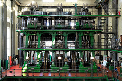 Looks Great, Runs Well (95wombat) Tags: massive ginormous huge big aboveaverage steam water engine pump museum london england kemptonpark