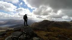 Arochar Alps - Hillwalking - Scotland (Renegade Scot) Tags: scotland alps mountain cobbler highlands arthur ben landscape arrochar sky rock scottish loch top cloud clouds valley mountains lomond peak scottishscenery scottishlandscape mountainlandscape arrocharalps scotlandslandscape mountainpanorama