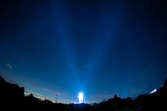 Nojimazaki / Canon EOS60D:Tokina AT-X 107 Fisheye 10-17mm F3.5-4.5 (telenity) Tags: japan tateyama landscape nojimazaki fisheye night sky