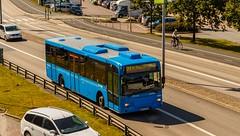 Vsttrafik | Volvo B12BLE (Its_Timmi) Tags: bus canon gteborg volvo schweden natur tram urbino solaris antik vsttrafik transdev b12ble