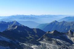 Blick vom Hochfeiler nach Sden (germanium) Tags: wandern sdtirol bergwandern hochfeiler bergwanderung pfitschtal hochfeilerhtte