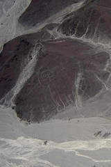 Astronauta Astronaut Marsiano Lineas de Nazca Peru (roli_b) Tags: peru de astronaut cessna ica astronauta nazca lineas nasca overflight lineasdenazca marsiano marsmensch