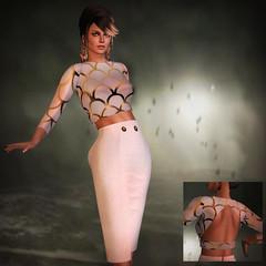 "MY  ""SECRET""  !! (mimi.juneau *Mimi's Choice*) Tags: fashion secret secondlife casual elegant classy indyra mimischoice"