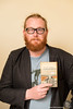 Bookmark with Will O'Connor from Willow Sea/Grounds for Invasion.