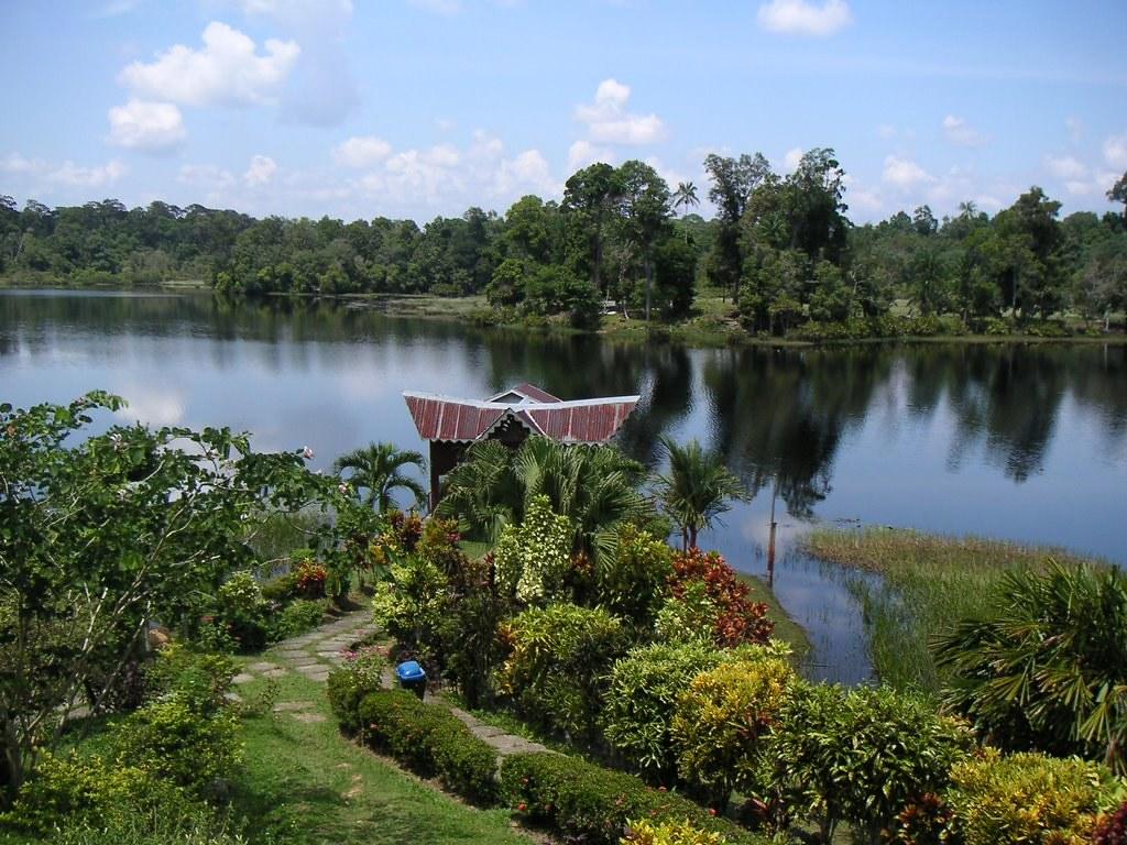 khu sinh thái Merimbun