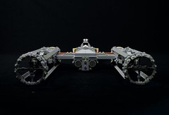 Y-wing (Version 2) (Brickwright) Tags: starwars lego v2 yavin starfighter