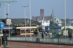 18th Wirral Bus and Tram Show. Sunday 4th October 2015. (Fred Collins afloat and ashore) Tags: tram birkenhead tramway tramcar mtps