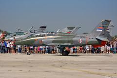 G-4 (IvanB PG) Tags: plane airplane g4 aircraft serbia airshow srbija galeb batajnica gullg4