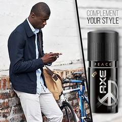Complement Your Style (Axe South Africa) Tags: bodyspray rollon axepeace axefragrance