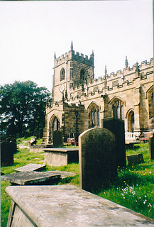 Aug 2002 Bradfield church