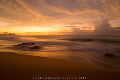 Sandy Beach Sunrise (j . f o o j) Tags: sandys sandybeach nikkor20mmf28 dacrazies nikond610