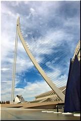 The Harpe Bridge (Perkriz) Tags: bridge valencia buildings spain architechture perkriz