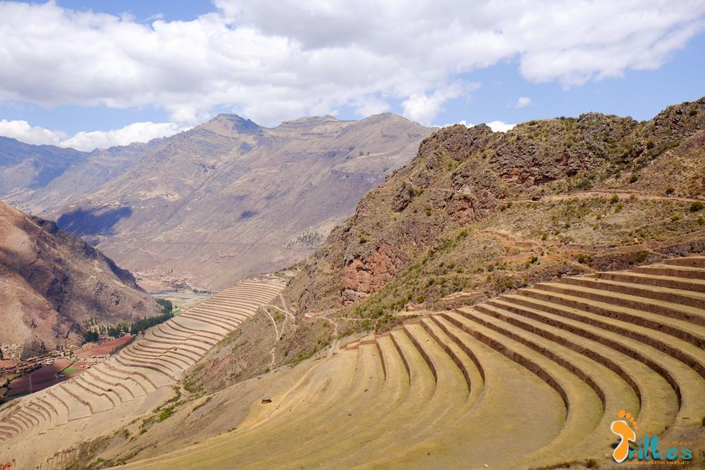 Ruinas de Pisaq, no vale sagrado dos Incas