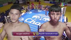 ศึกมวยไทยลุมพินีเกริกไกร ล่าสุด [ Full] 18 ตุลาคม 2558.Muaythai HD - YouTube