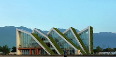 Проект жилого комплекса для Тайваня от BIG