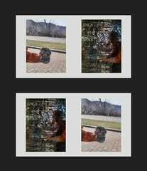 """Writing the title on the mirror background """"weaving 365 days diary tapestry, tapestry diary 365 Ta ..."""" / Collected Stones, Trip unterwegs: Bernstein (Oberwart, Burgenland), Turm gesammelte Steine Titel auf den Spiegel Hintergrund schreiben in titan wei (hedbavny) Tags: vienna wien door shadow orange white tower kitchen stone writing austria mirror diy sterreich hand time background spiegel linie diary text tapis envelope oil kche weaver title titan heading titanium turm schrift stein schatten blanc weave tagebuch tr bau weber raster tapestry zeit huile teppich untergrund l schreiben hintergrund titel hausbau analogie berschrift tapisserie nachbarschaft handschrift weis falte lfarbe weben oilstick kuvert serpentin baumaterial stifter bildwirkerei teppichweber hedbavny ingridhedbavny unterlegung zeitlicheabfolge blancthetitane"""