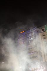 Diwali Fireworks (ashwin kumar) Tags: apartments fireworks diwali crackers deepawali deepavali suncity