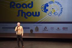 El alcalde Carlos Totorika ha hecho una breve introducción al Road Show.