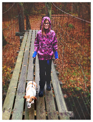 Cumberland State Forest Virginia (daveelmore) Tags: forest virginia woods va stateforest cumberlandstateforest swingingfootbridge mzuiko1250mm cumberlandstateforestvirginia