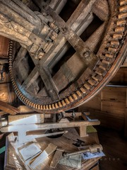 Photo of Interior of Jill Windmill, Sussex