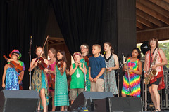 August 2015 - Philadelphia Folk Festival (Keith_Beecham) Tags: usa caitlin unitedstates pennsylvania august philadelphiafolkfestival mckayla schwenksville 2015 harleysville philadelphiafolksongsociety greatgrooveband
