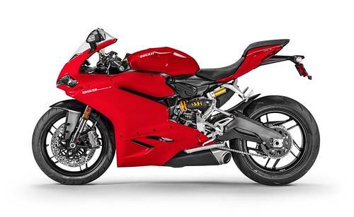 Ducati Panigale 959