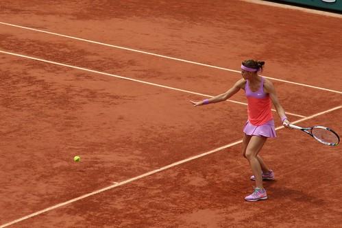 Lucie Safarova - Roland Garros 2015 - Lucie Safarova