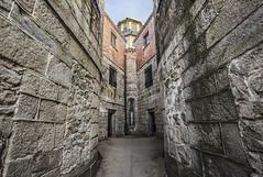 Gaurd Tower (jsuhanick) Tags: cold philadelphia stone state decay prison pa criminal jail eastern esp prisoner easternstatepenitentiary 201511gaurdtower0011small