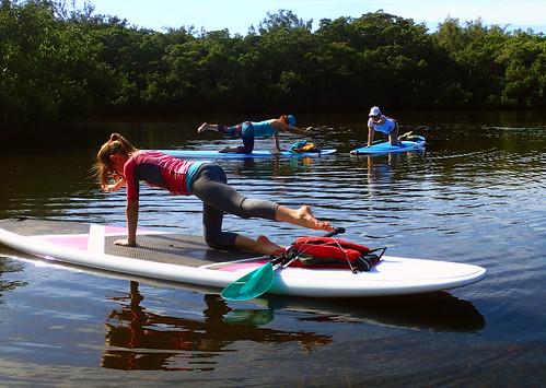 12_26_16 paddleboard Yoga Sarasota FL 10