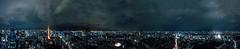 _MG_6335_全景 (waychen_c) Tags: night tokyo roppongi 東京 moribuilding roppongihills minatoku 六本木ヒルズ 六本木 森ビル 港区 tokyocityview 六本木之丘