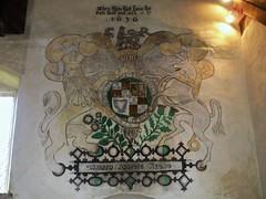 St. Richard's, Burton (grassrootsgroundswell) Tags: church sussex westsussex burton charlesi royalarms englishparishchurch