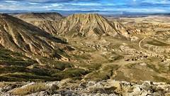 Bardenas Reales (*Indiana*) Tags: fall spain desert clay hoodoo navarra bardenas reales castildetierra