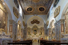 The Church (bighands@yahoo.com) Tags: europe sigma italy sorrento amalficoast travel nikon historicbuilding it church d3200 sigma1020