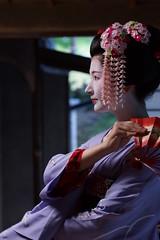 Maiko20161017_02_04 (kyoto flower) Tags: tanan fukuno kyoto maiko 20161017     yoshie