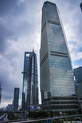 Ciudad financiera (cvielba) Tags: china malecon rascacielos shanghai