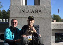 Dawes, Dean 20 Gold (indyhonorflight) Tags: ihf indyhonorflight shawn murphy 20 dean dawes gold