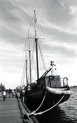 One of the Tall Ships_ (Bill Smith1) Tags: believeinfilm berggerbrf400 billsmithsphotography d7611 harbourfront heyfsc nikkoraislenses nikonfm2n october2016 toronto filmshooterscollective