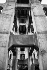 TOPW WWPW - Concrete (Jay:Dee) Tags: topwwwpw2016 topw toronto photo walks 2016 worldwide photowalk bridge bw black white