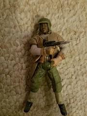 Rebel Soldier (Endor) (2) (samreitenour) Tags: rebel endor