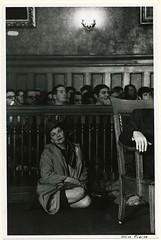 Cambridge City Council Rent Control Hearings, 1970 (Cambridge Room at the Cambridge Public Library) Tags: cambridgemass cambridgemasscitycouncil localgovernmentmassachusettscambridge cambridge massachusetts bw blackandwhite olivepierce pierceolive rentcontrolmassachusettscambridge rentcontrol